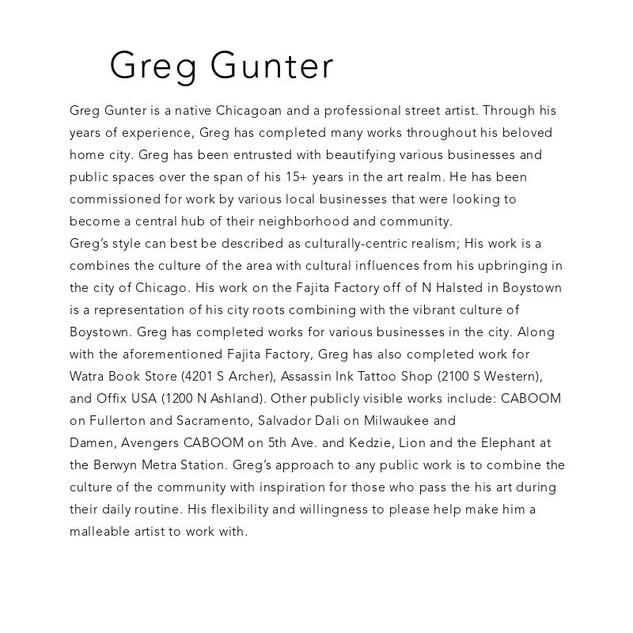 Greg Gunter