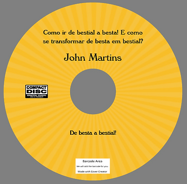 cdaudio De besta a bestial audiocd