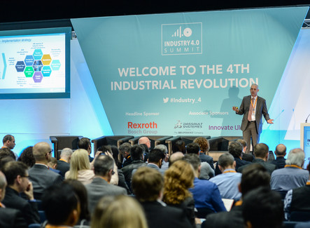 Industry 4.0 Conference- Manchester