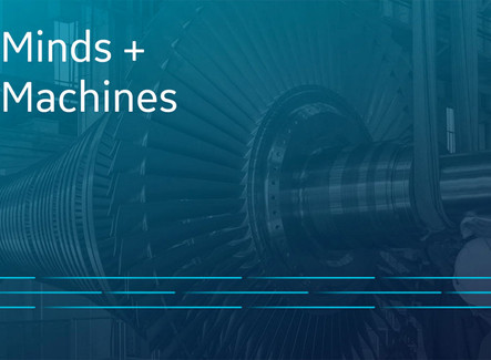 GE Mind and Machines Conference