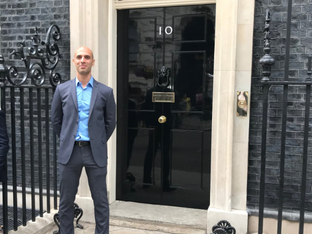 Flexciton Invited to 10 Downing Street