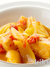 Cod and Tomato Stew