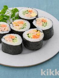 Tuna and Corn Temaki