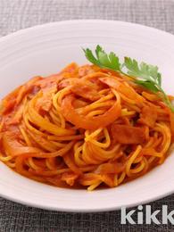 Seafood Tomato Spaghetti