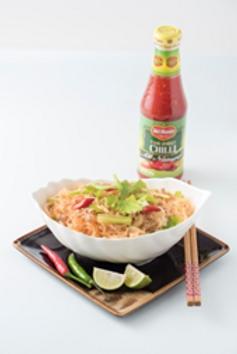 Thai Minced Meat Vermicelli Salad