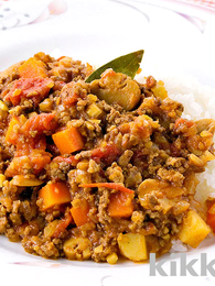 Minced Meat Curry