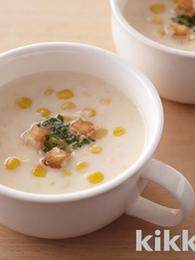 Easy Cream Corn Soup