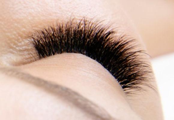 eyelashes - stylist Lawrence, KS