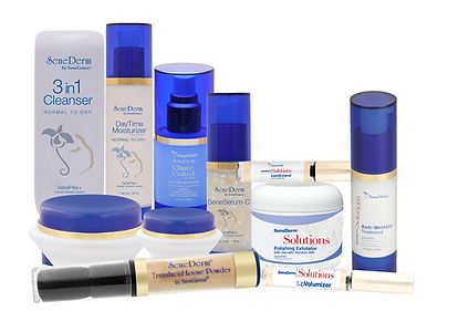 skin care products - senegene