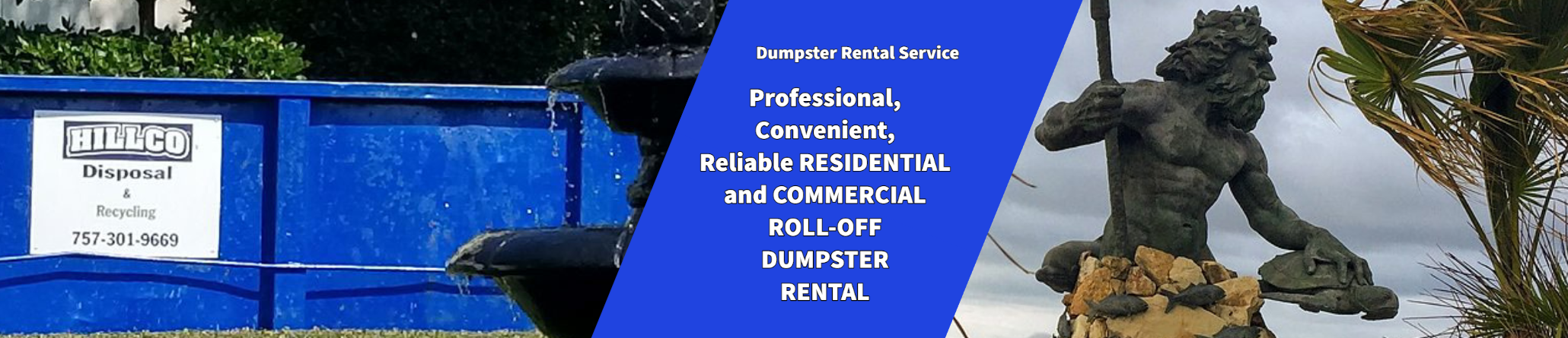 Dumpster Rental Hampton Roads