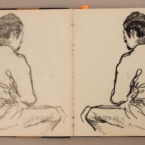 1966 Sketchbook, P5, Christopher Alexander