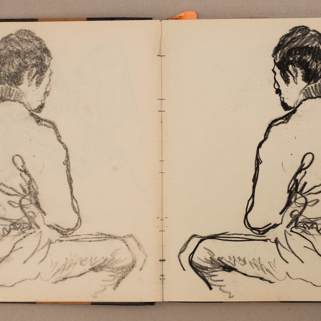 1966 Sketchbook, P5