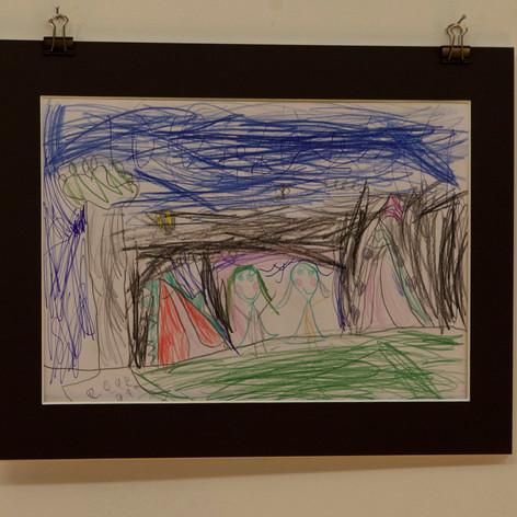 Nancy Coates - Age 5