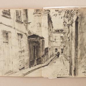 1973 Sketchbook, P7, Christopher Alexander