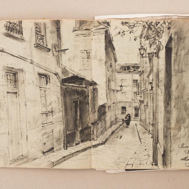 1973 Sketchbook, P7