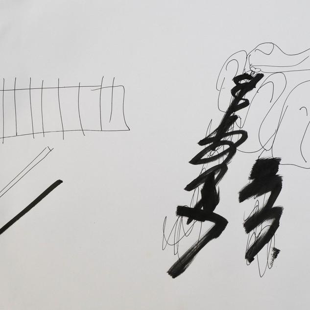 Exhibition Ideas Sketch