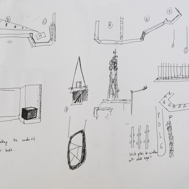 Window options sketch