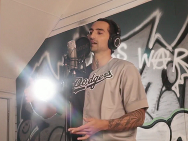 Red Lights Exhibition and Live Stream Performance from Mic Righteous