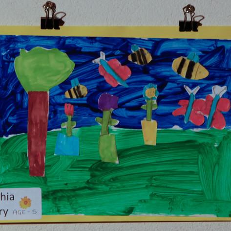 Sophia Berry - Age 5