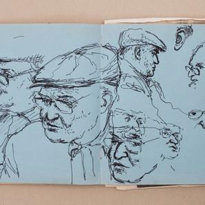 1973 Sketchbook, P15, Christopher Alexander