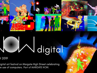 NOW digital festival at TMS 18 - 27 October 2019