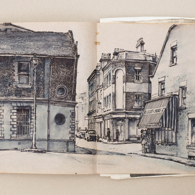 1973 Sketchbook, P43