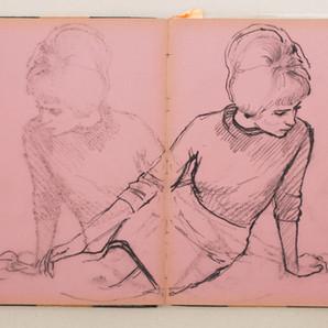 1966 Sketchbook, P27, Christopher Alexander