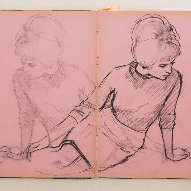 1966 Sketchbook, P27