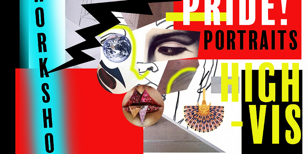 Pride Portraits Workshop