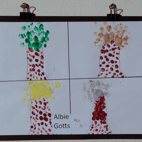 Albie Gotts - Age 5