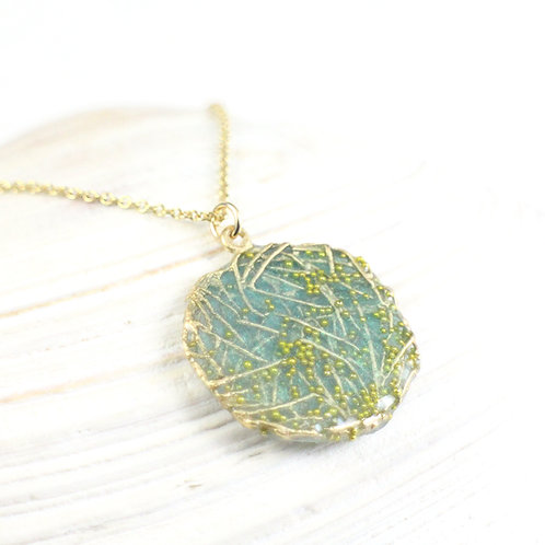 Sun Storm Necklace