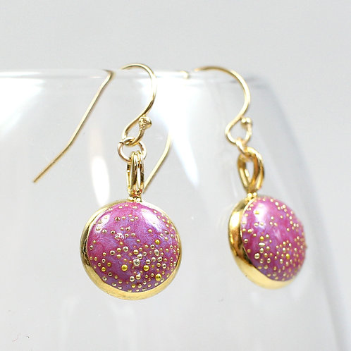 Gold Candy Earrings