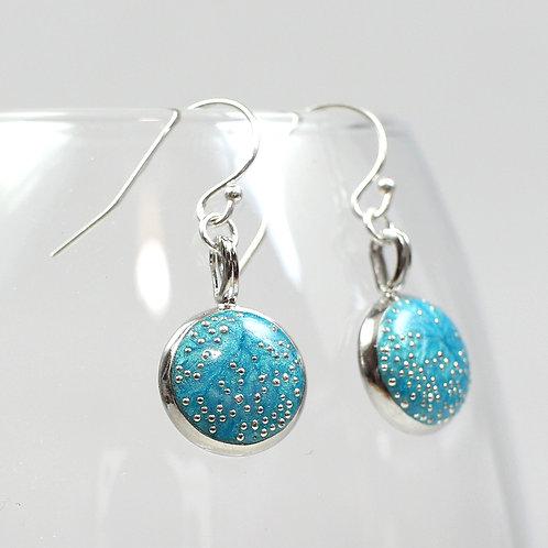 Silver Candy Earrings