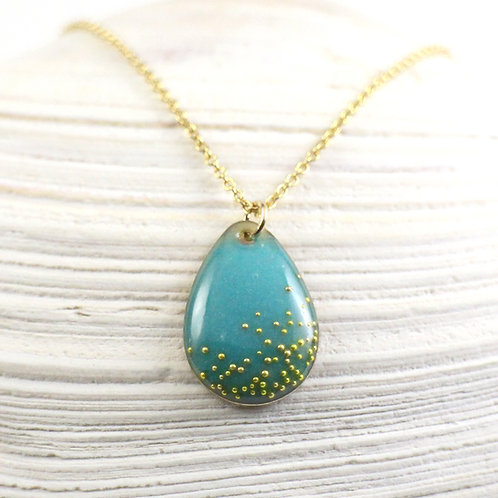 Candy Pear Shape Necklace