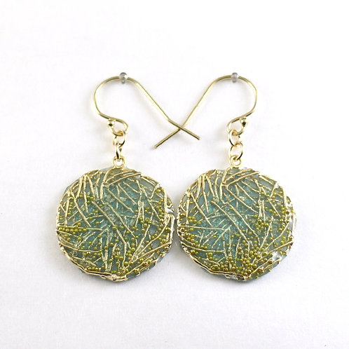 Sun Storm Earrings