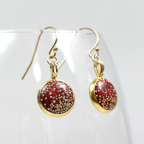 Gold Candy Earrings 2 of 2
