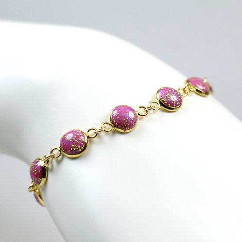 Gold Candy Bracelet