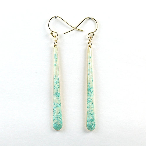 Candy Pastel Icicle Earrings