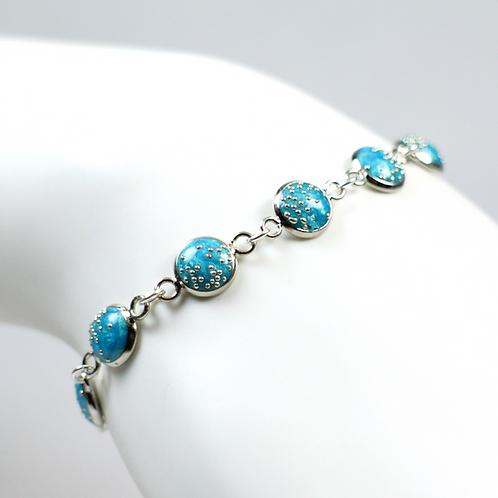 Silver Candy Bracelet