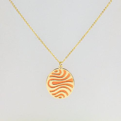 Cirrus Cloud Necklace