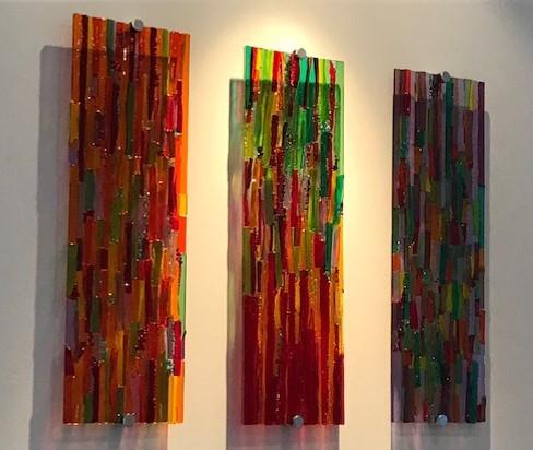 Wall Panel Trio
