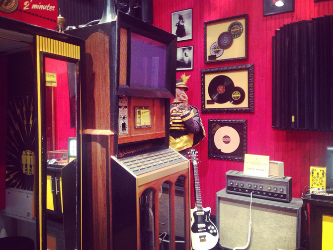Nashville Day 2 : New Music and TMR