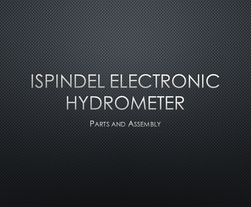 iSpindel Parts and Assembly
