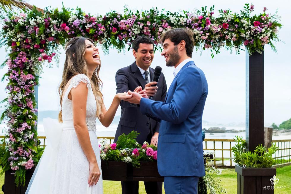 Casamento Veronica e Lucas Rosa Fatho Ev