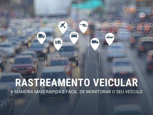 Rastreamento, Monitoramento e Telemetria Veicular SESEL
