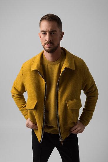 ZIP-up October Jacket