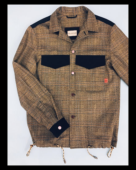 The Gold Check Paul Shirt