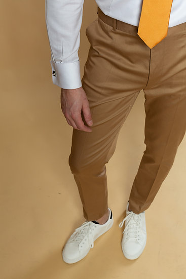 The Sand. GOLD Sand Chino