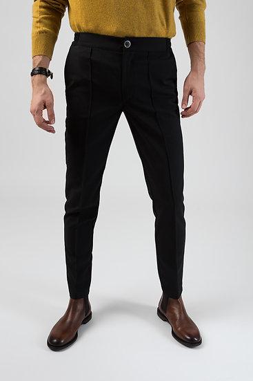 The Black V. B. COOL Trousers
