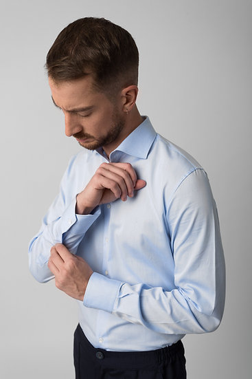 The Business Blue Shirt